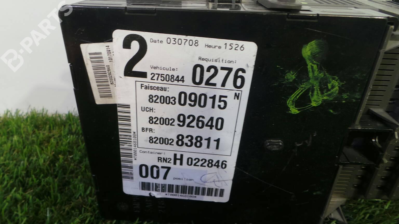 Fuse Box Renault Laguna Ii Bg0 1 19 Dci Bg08 Bg0g 1571526 Sign 8200 004 201 E