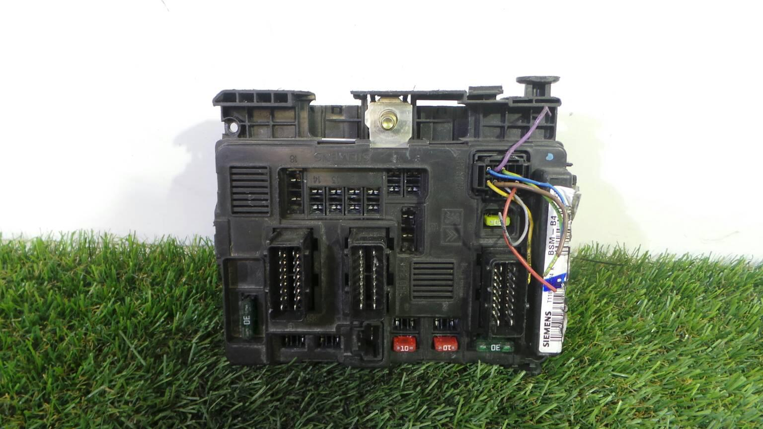 Citroen C3 Fuse Box Wiring Library For 96 434 98780 00 Citron Pluriel Hb 14 Hdi