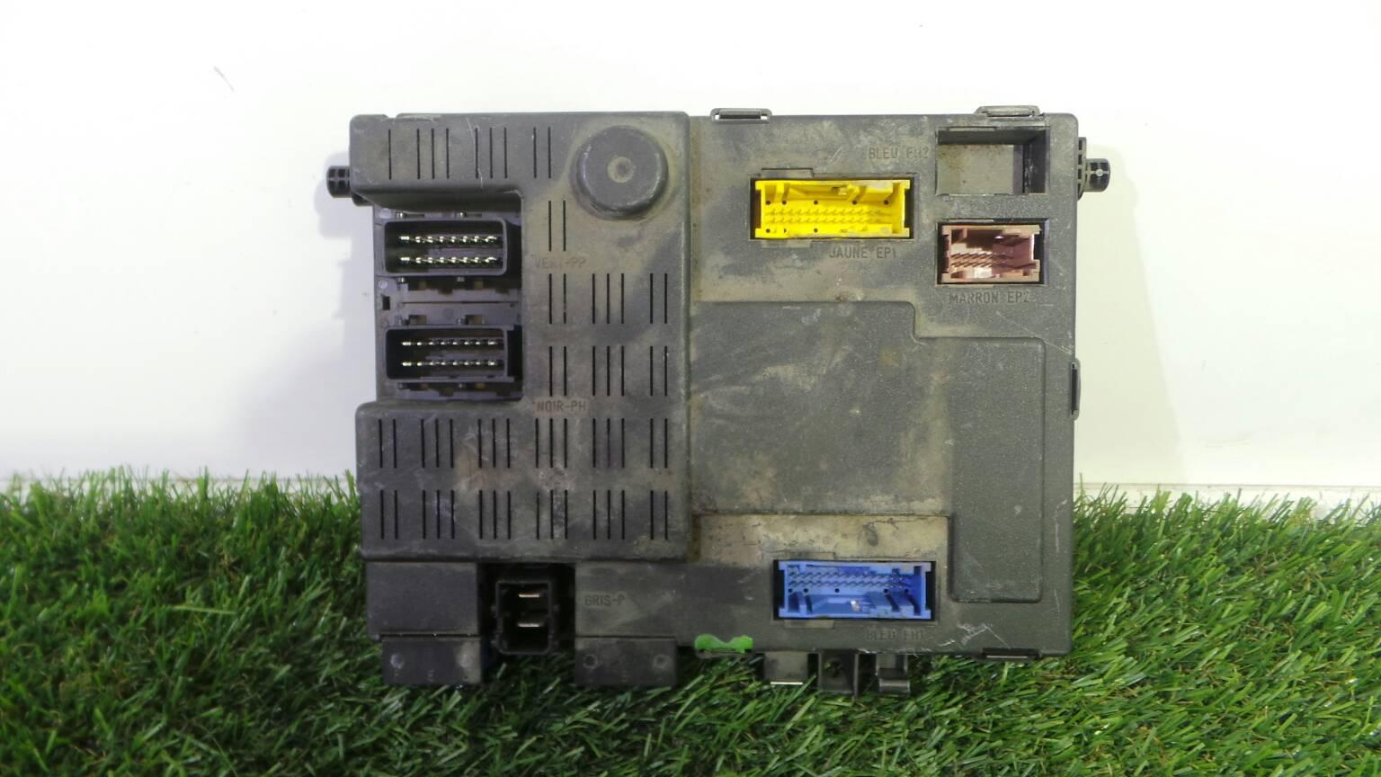 Fuse Box Fuse Box Citroen Xsara on