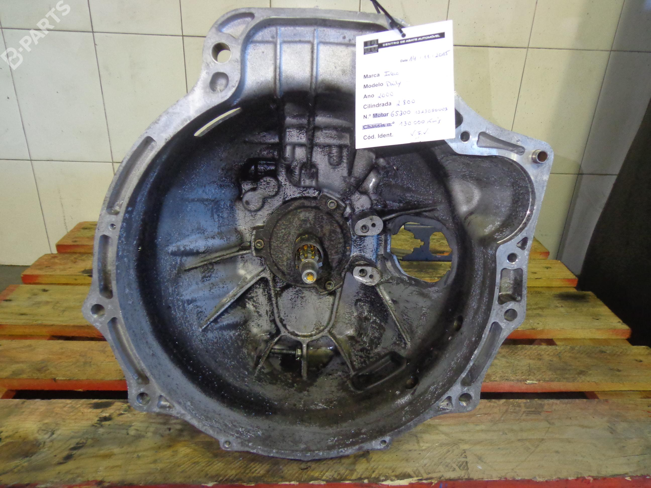 Iveco Daily manual gearbox Problems