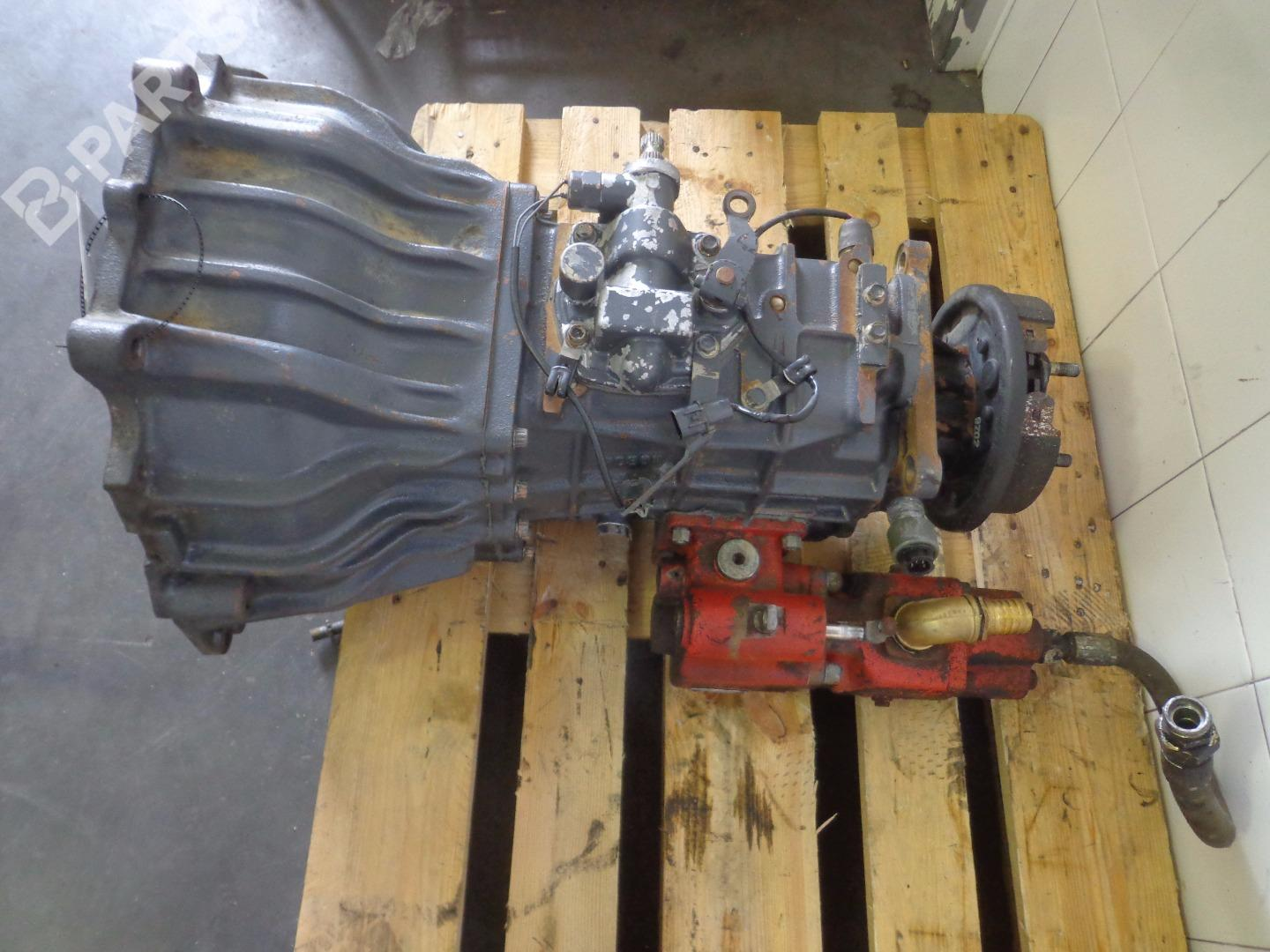 ... Manual Gearbox MO35S5 MITSUBISHI, CANTER Platform/Chassis (FB6_, FE5_,  FE6_) ...