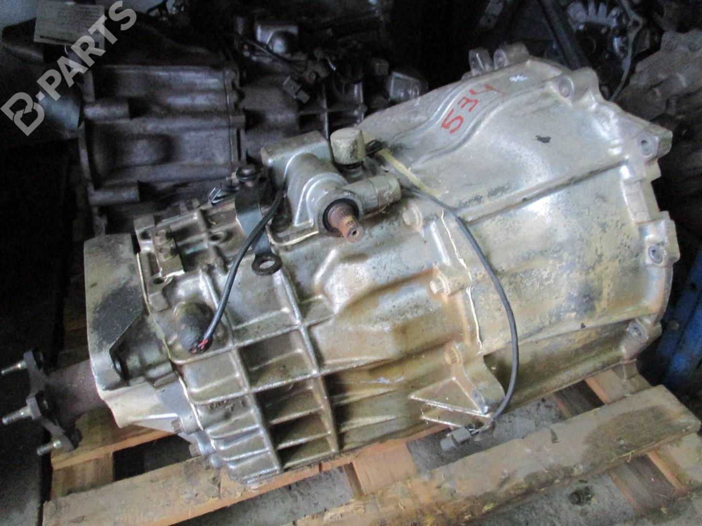 Manual Gearbox MITSUBISHI CANTER Platform/Chassis (FB_, FE_