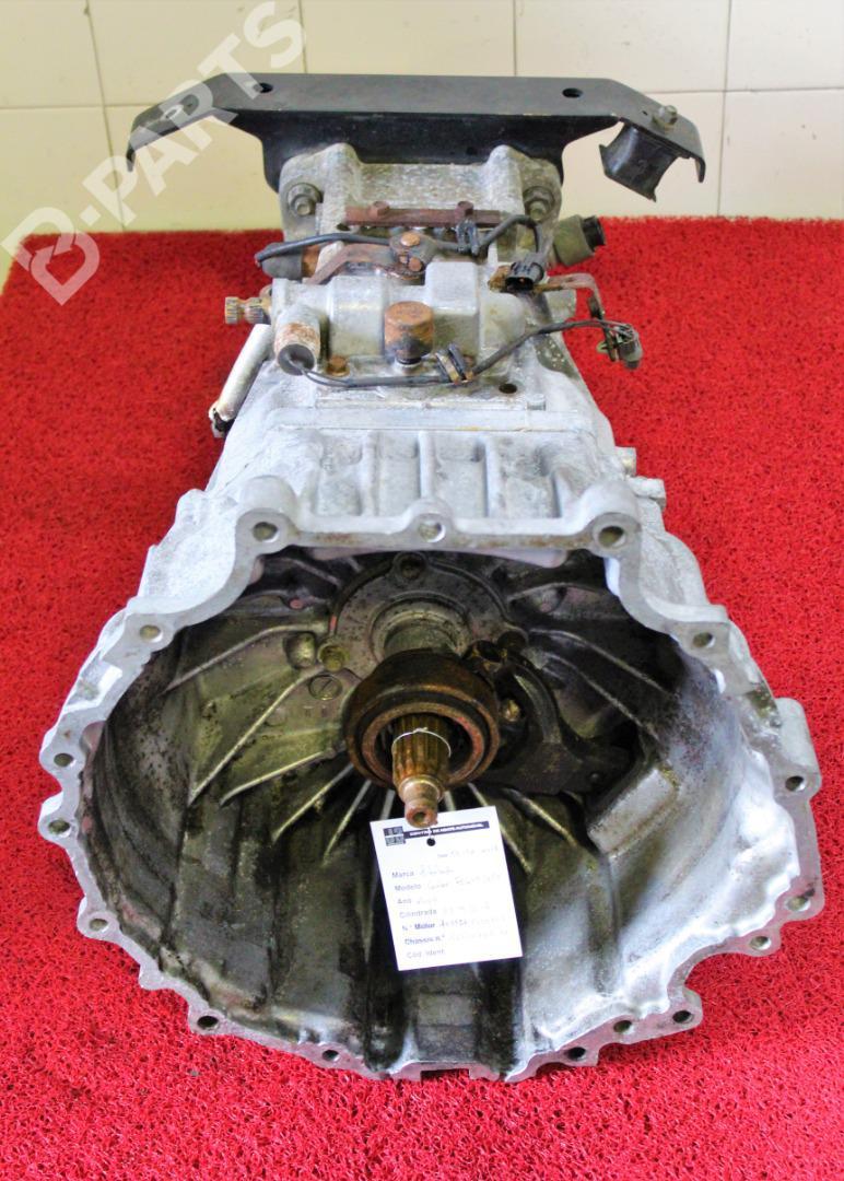 Manual Gearbox MO35S6 F004 15/5 _ ME504764 p3; MITSUBISHI, CANTER Platform/