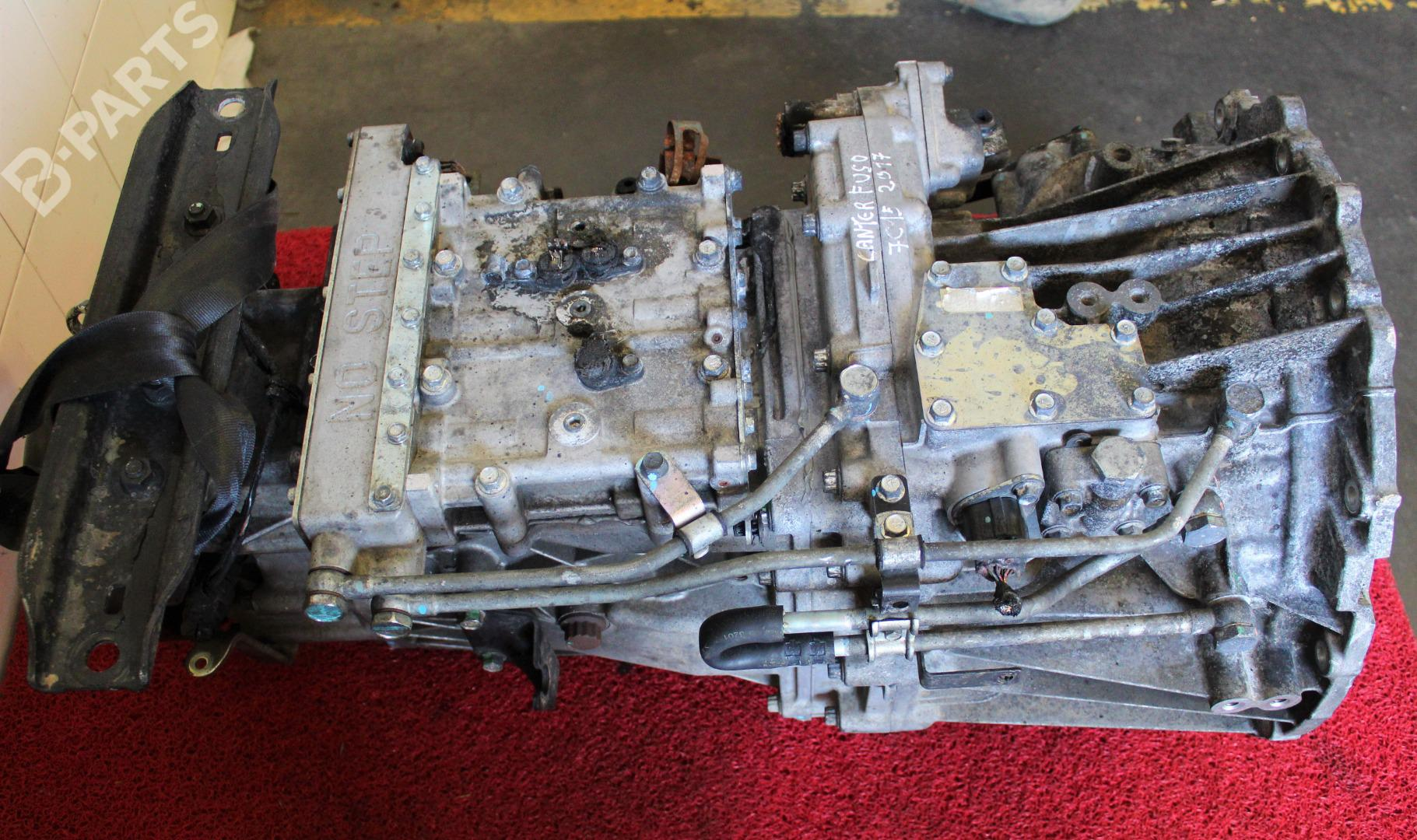 Automatic Gearbox MITSUBISHI CANTER Platform/Chassis (FB_