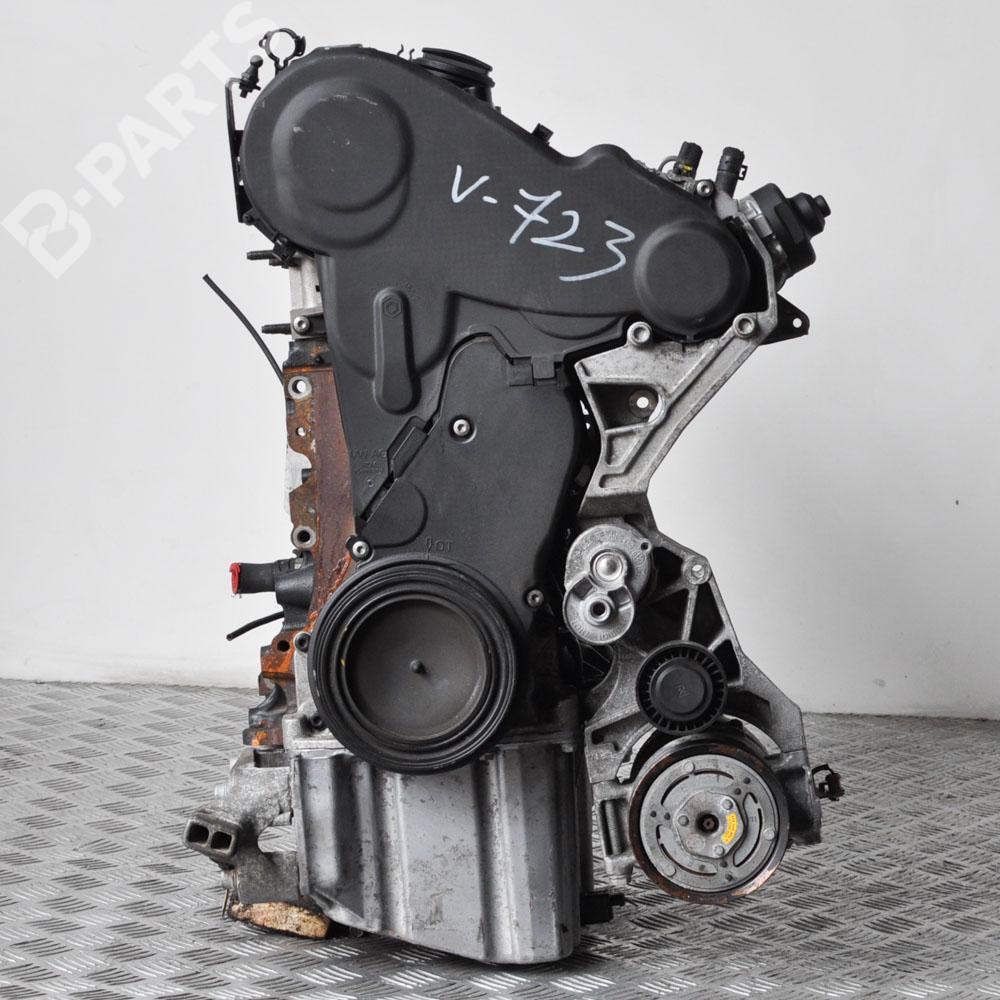 2011 Audi A4 Engine: Motor Completo AUDI A4 (8K2, B8) 2.0 TDI 70009