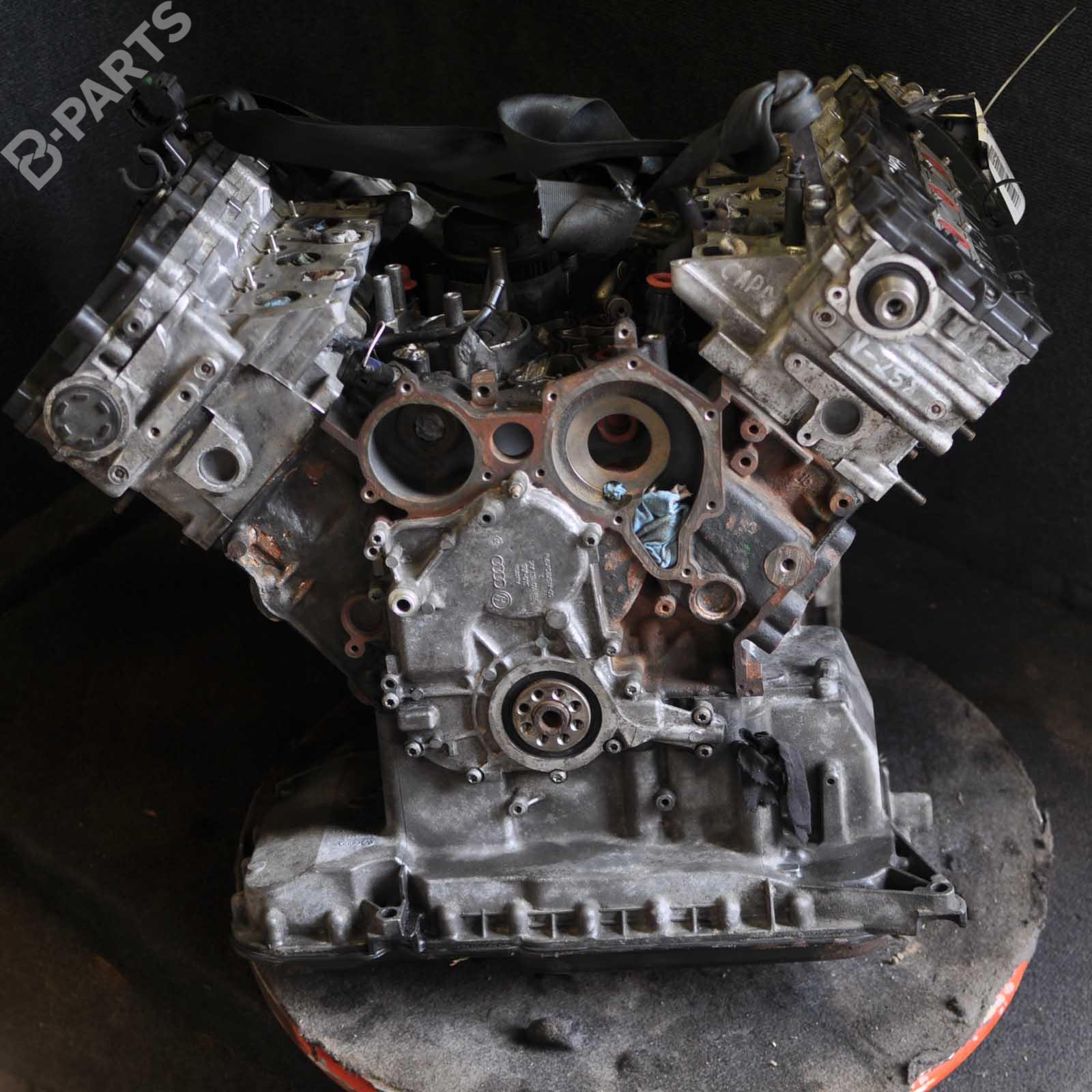 2011 Audi A4 Engine: Motor AUDI A4 (8K2, B8) 3.0 TDI Quattro