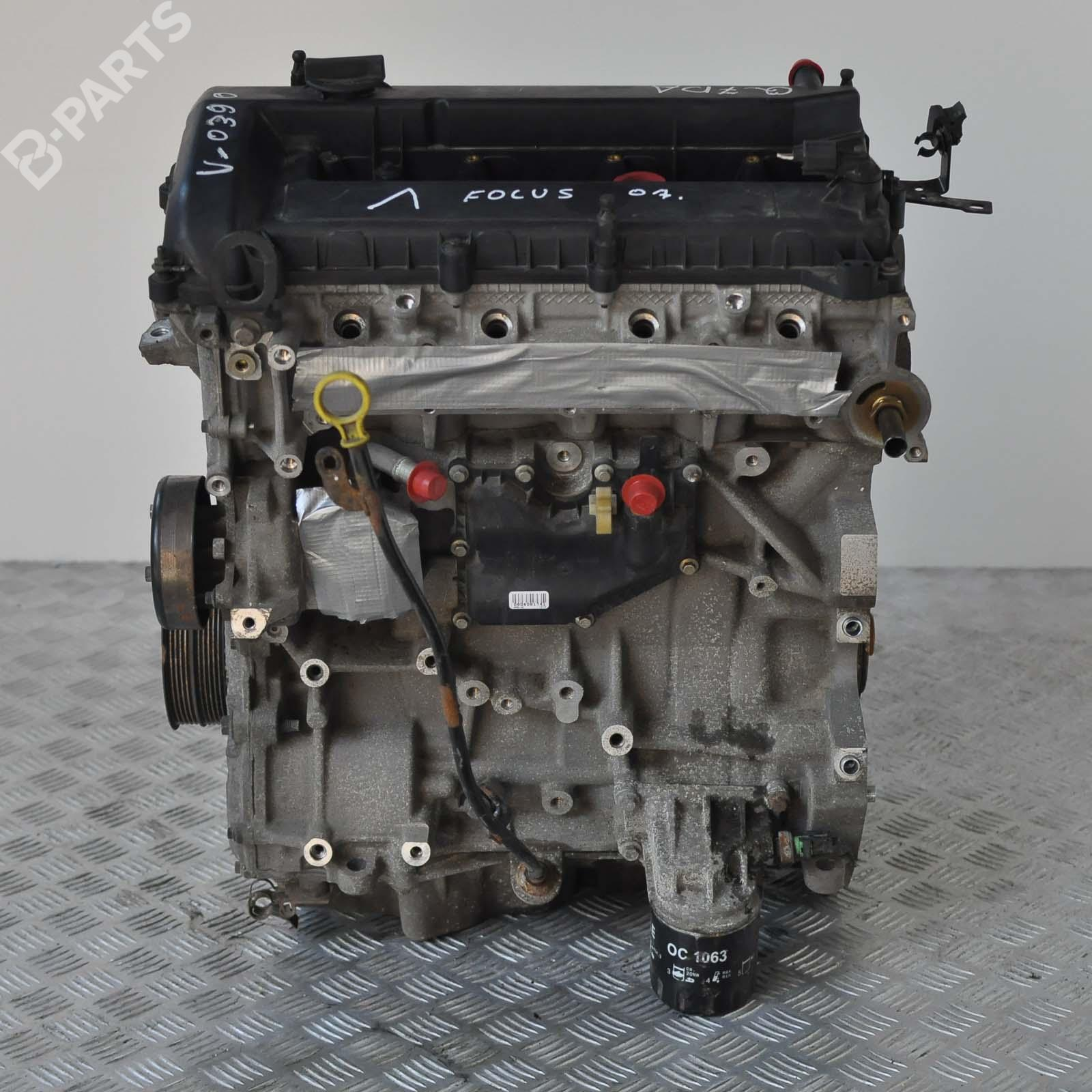 Motor completo ford focus ii da hcp 1 8 flexifuel 70197 for Ford motor company ethical violations
