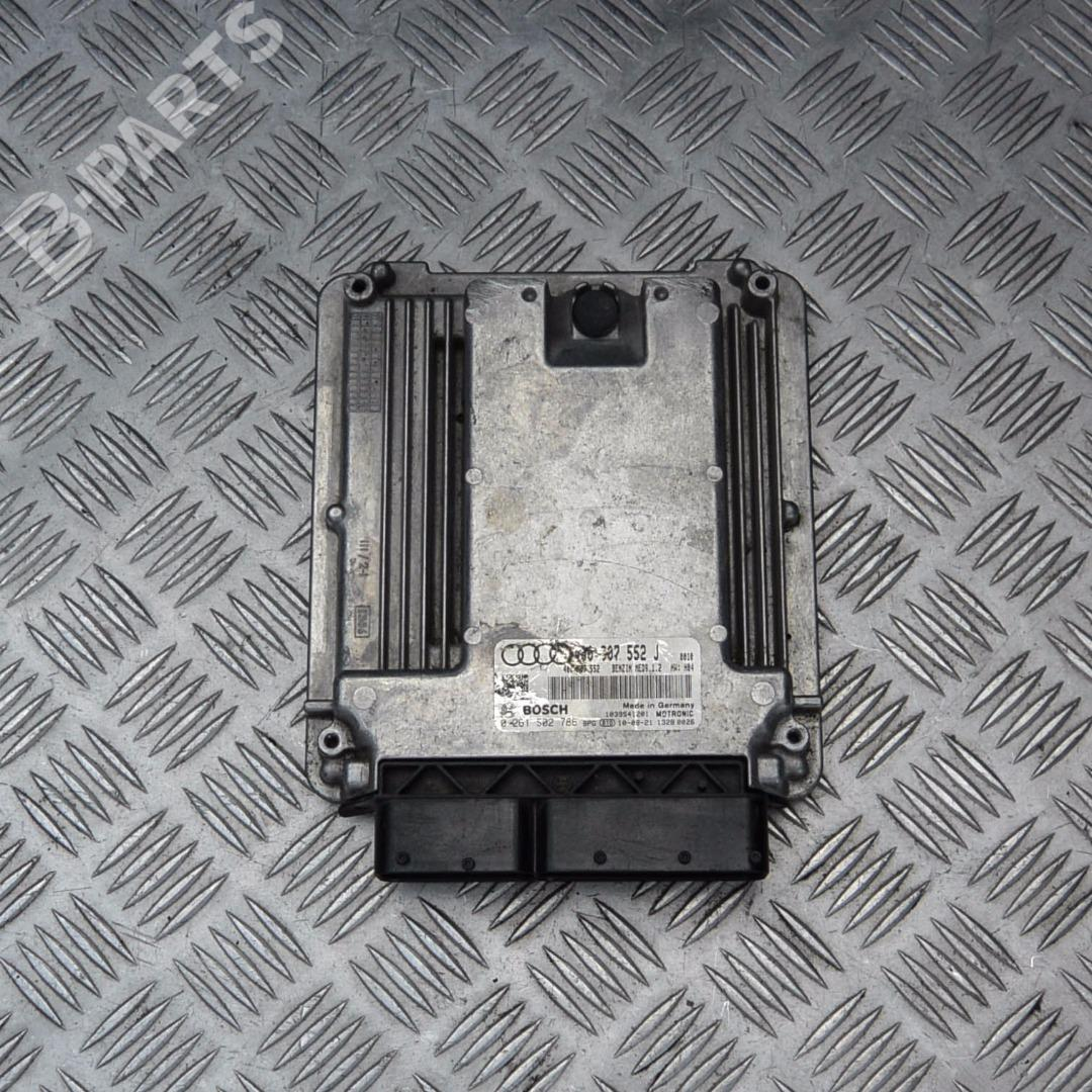 Engine Control Unit Ecu Lamborghini Gallardo Spyder 5 2 Lp560 4