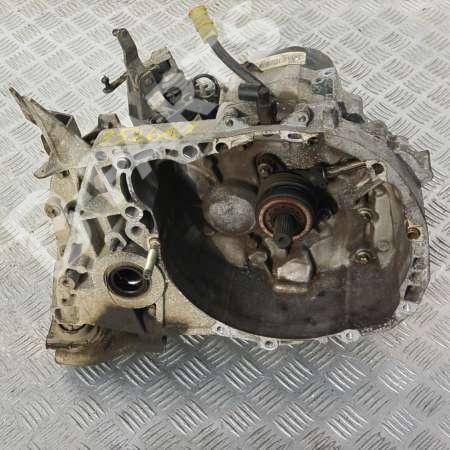 manual gearbox renault sc nic ii jm0 1 1 6 16v jm1r 121896 rh b parts com Engine Cover Renault Megane