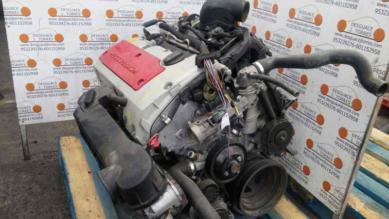 Moteur mercedes benz slk r170 230 kompressor 86955 for Mercedes benz slk 230 kompressor parts
