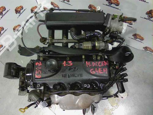 Engine HYUNDAI ACCENT I (X-3) 1.3 i 12V | B-Parts