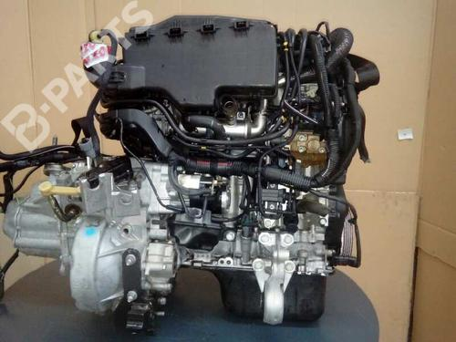 moteur peugeot 407 sw 6e 1 6 hdi 110 b parts. Black Bedroom Furniture Sets. Home Design Ideas