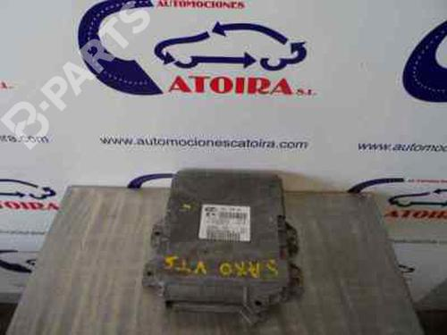 Engine Control Unit (ECU) CITROËN SAXO (S0, S1) 1 4 VTS | B-Parts