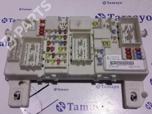 fuse box 97ra000001 ford, focus ii (da_, hcp, dp) 1 6 tdci