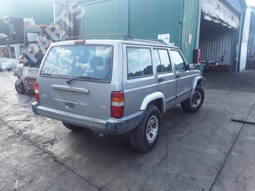 Manual Gearbox JEEP CHEROKEE (XJ) 2 5 TD 4x4 M52 | B-Parts