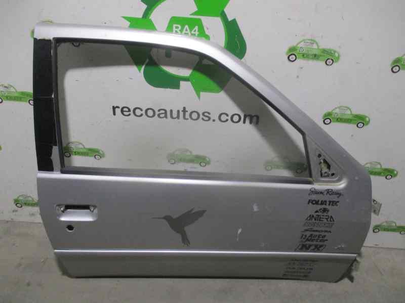 Porta frente direita 306 Hatchback (7A, 7C, N3, N5) 2.0 HDI 90 (90 hp) [1999-2001] RHY (DW10TD) 4238043