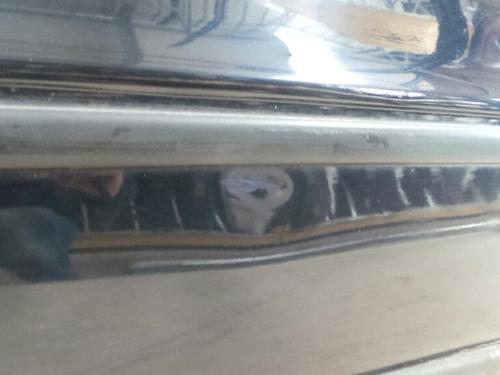 Porte arrière gauche  AUDI, 80 (8C2, B4) (5 Portes), 1991-1992-1993-1994 1307
