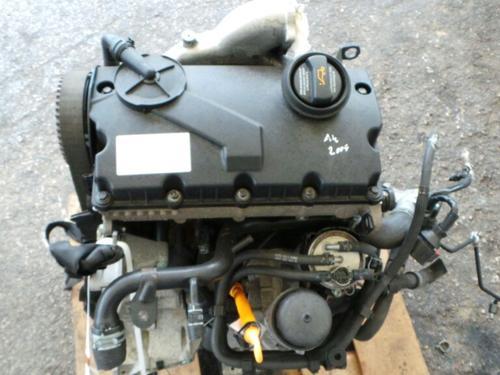 Moteur 642968 AUDI, A4 (8E2, B6) 1.9 TDI (130hp) AVF, 2000-2001-2002-2003-2004 2386