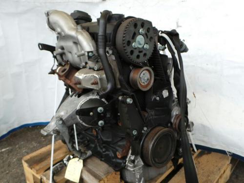 Moteur 642968 AUDI, A4 (8E2, B6) 1.9 TDI (130hp) AVF, 2000-2001-2002-2003-2004 2387