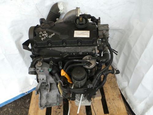 Moteur 607626 AUDI, A4 (8E2, B6) 1.9 TDI quattro (130hp) AVF, 2001-2002-2003-2004 2396