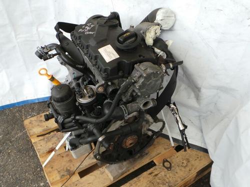 Moteur 607626 AUDI, A4 (8E2, B6) 1.9 TDI quattro (130hp) AVF, 2001-2002-2003-2004 2397
