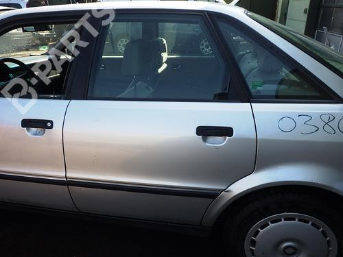 Porte arrière gauche 80 (8C2, B4) 2.0 E (115 hp) [1991-1994] ABK 3128689