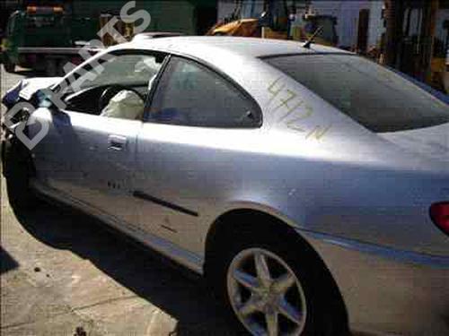 Porta Frt. Dir. 9004H1 PEUGEOT, 406 Coupe (8C) 3.0 V6(2 portas) (207hp) XFX (ES9J4S), 2000-2001-2002-2003-2004 2520803