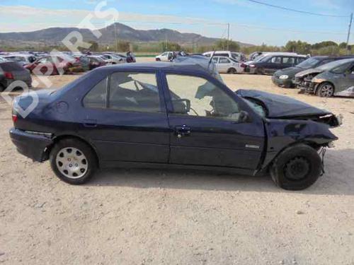 Porta Frt. Dir.  PEUGEOT, 306 Hatchback (7A, 7C, N3, N5) 2.0 HDI 90(4 portas) (90hp) RHY (DW10TD), 1999-2000-2001 2144434