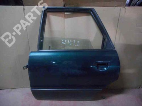 Porte arrière gauche 80 (8C2, B4) 2.0 E (115 hp) [1991-1994] ABK 2455551