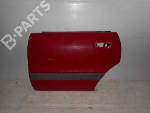 8A0833051 Porte arrière gauche 80 (89, 89Q, 8A, B3) 1.6 (75 hp) [1986-1991] RN 2495025