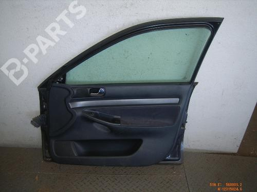 Porte avant droite A4 (8D2, B5) 1.8 (125 hp) [1994-2000] ADR 2556232