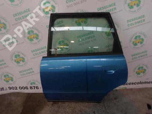 Porte arrière gauche A4 (8D2, B5) 1.8 T (150 hp) [1995-2000] AEB 3041600