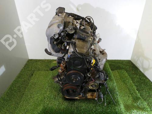 Engine  MAZDA, DEMIO (DW) 1.5 16V (75hp) B5 E, 2000-2001-2002-2003 229139