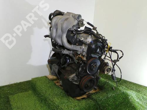 Engine  MAZDA, DEMIO (DW) 1.5 16V (75hp) B5 E, 2000-2001-2002-2003 229141