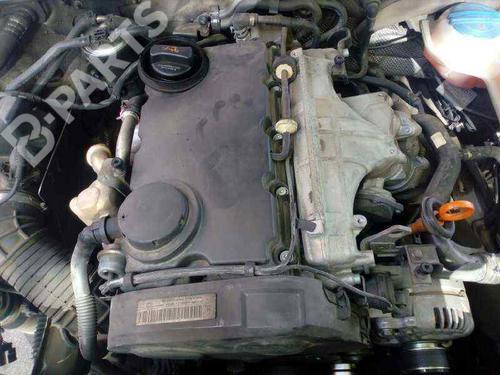 BLB | Moteur A4 (8EC, B7) 2.0 TDI 16V (140 hp) [2004-2008] BLB 4168677