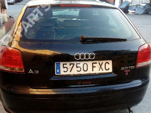 8P3827023AC | Coffre A3 (8P1) 2.0 TDI (140 hp) [2005-2008]  815383